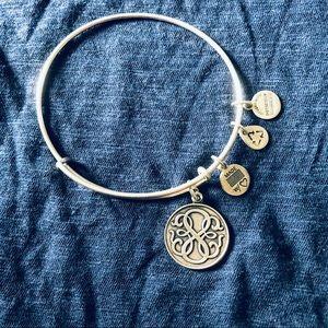 Alex & Ani Infinity Bracelet Bangle